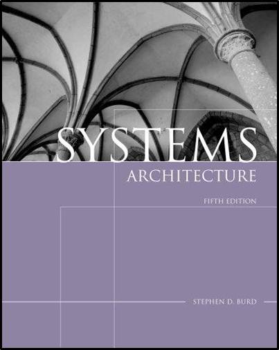 Systems Architecture   ISBN  9780619216924