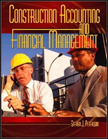 Construction Accounting and Financial Management  ISBN  9780131109391
