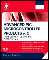 Advanced PIC Microcontroller Projects in C  ISBN  9780750686112