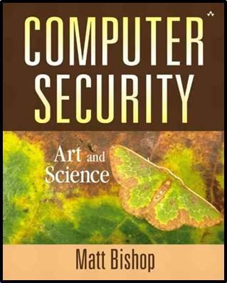 Computer Security  ISBN 9780201440997