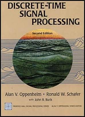 Discrete-time signal processing  ISBN  9780130834430
