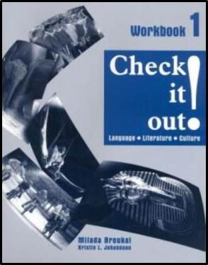 Check It Out! 1 Workbook, 1st Edition  ISBN  9781424004652