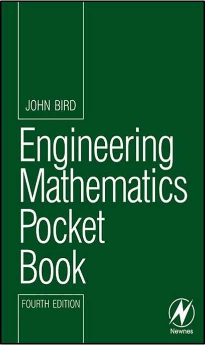 Engineering Mathematics Pocket Book  ISBN 9780750681537