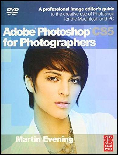 Adobe Photoshop CS5 for Photographers  ISBN  9780240522005