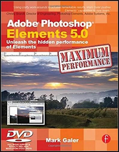 Adobe Photoshop Elements 5.0 Maximum Performance  ISBN  9780240520483