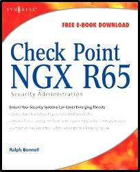 Check Point NGX R65 Security Administration  ISBN  9781597492454
