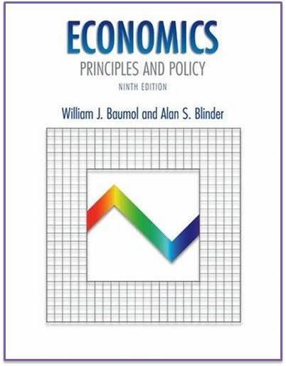 Economics : Principles and Policy  ISBN 9780324201635