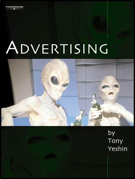 Advertising, 1st Edition   ISBN   9781844801602