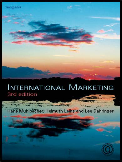 International Marketing: A Global Perspective, 3rd Edition  ISBN 9781844801329