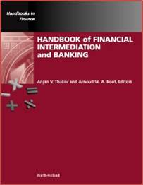 Handbook of Financial Intermediation and Banking  1st Edition  ISBN 9780444515582