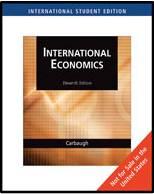 International Economics  11E / ISBN 9780324363425