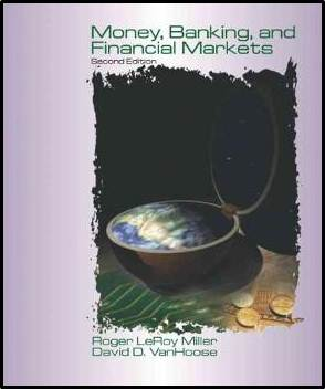 Money,Banking and Financial Markets   ISBN 9780324159936