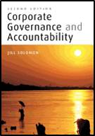 Corporate Governance and Accountability   2E  ISBN 9780470034514