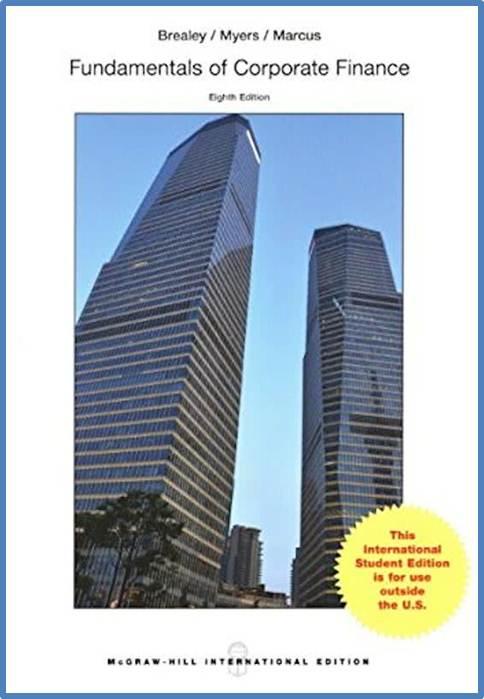 Fundamentals of Corporate Finance  8e  ISBN 9789814670944
