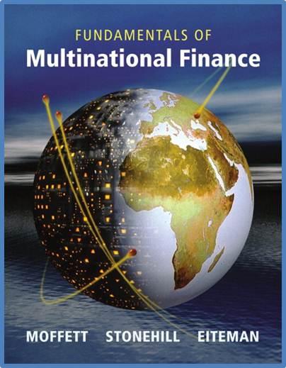 Fundamentals of Multinational Finance  1st E  ISBN  9780321190208