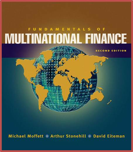 Fundamentals of Multinational Finance  ISBN 9780321280312