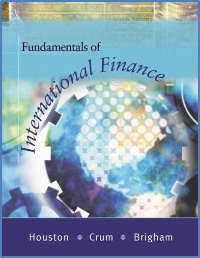 Fundamentals of International Finance  ISBN  9780324180183