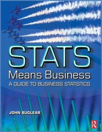Stats Means Business   ISBN 9780750653640