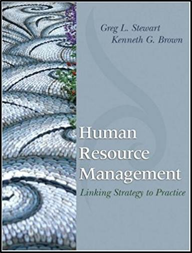 Human Resource Management : Linking Strategy to Practice 1st Edition  ISBN 9780471717515