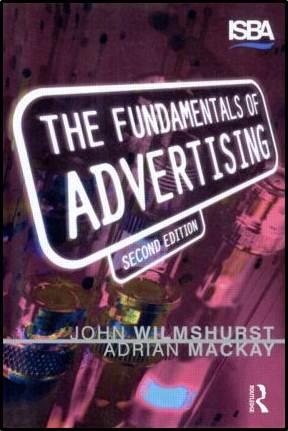Fundamentals of Advertising  2nd Edition  ISBN 9780750615624