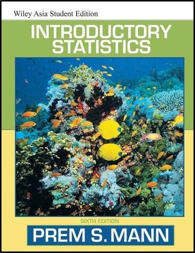 Introductory Statistics: Asian Student Edition  ISBN 9780470041581