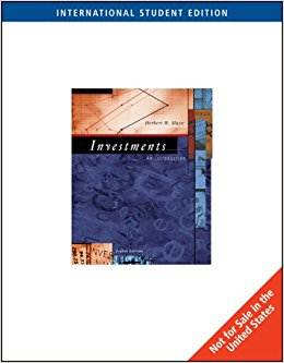 Investments: An Introduction  ISBN   9780324323733