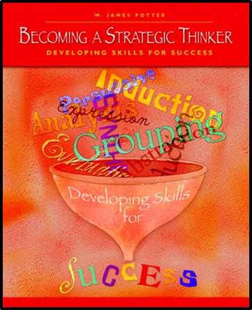 Becoming a Strategic Thinker : Developing Skills for Success  ISBN 9780131179837