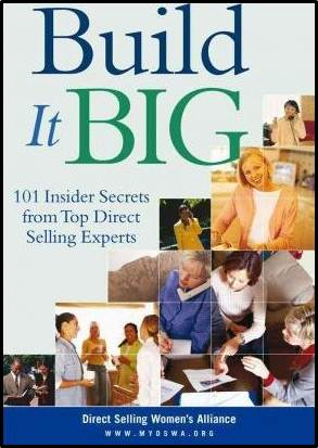 Build it Big : 101 Insider Secrets from Top Direct Selling Experts  ISBN 9780793192779