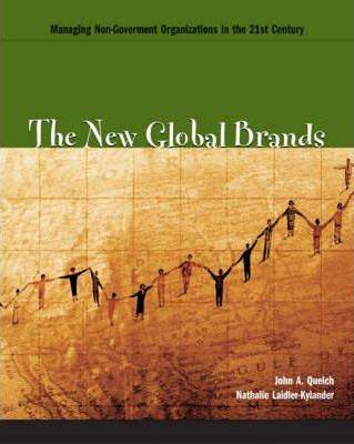 The New Global Brands  ISBN 9780324320237