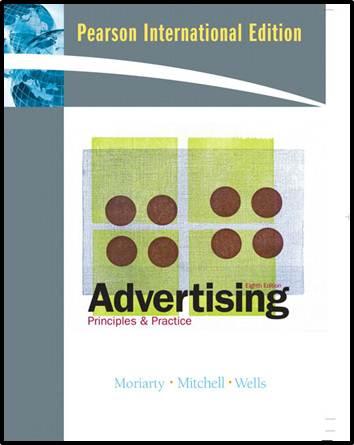 Advertising International Edition – ISBN 9780135009383