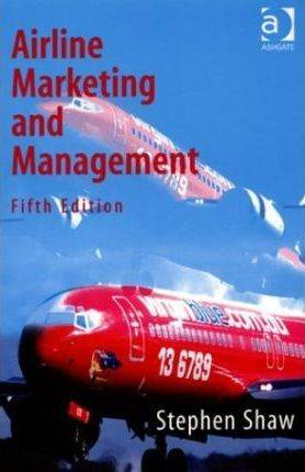 Airline Marketing and Management  ISBN  9780754637592