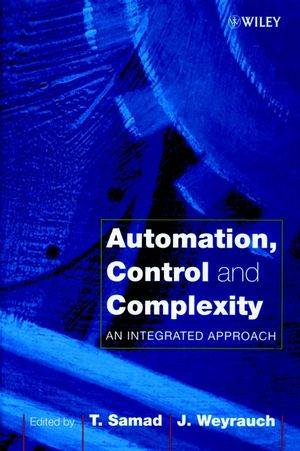 Automation, Control and Complexity: An Integrated Approach  ISBN  9780471816546