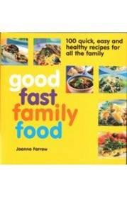 Good Fast Family Food  ISBN 9780600603214