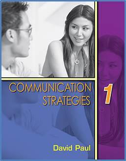 Communication Strategies 1  Level(s): Intermediate  ISBN  9789814232593