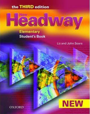 New Headway: Elementary Student\'s Book  3ed   ISBN  9780194715096