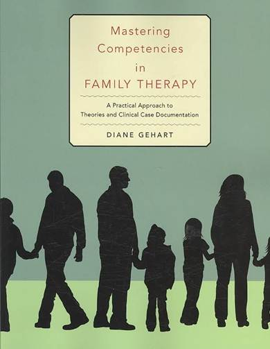 Mastering Competencies in Family Therapy (Intl. Edition)  ISBN 9781439040904