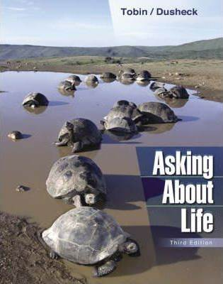 Asking About Life International ed  ISBN 9780534420819
