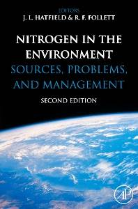 Nitrogen in the Environment  2nd Edition  ISBN  9780123743473