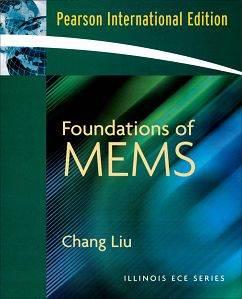 Foundations Of  MEMS  ISBN 9780131992047