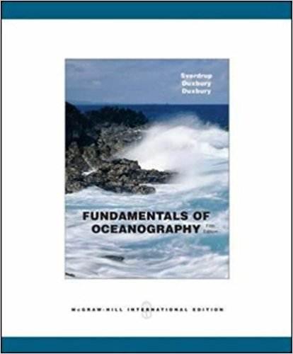 Fundamentals of Oceanography 5E ISBN  9780071117128