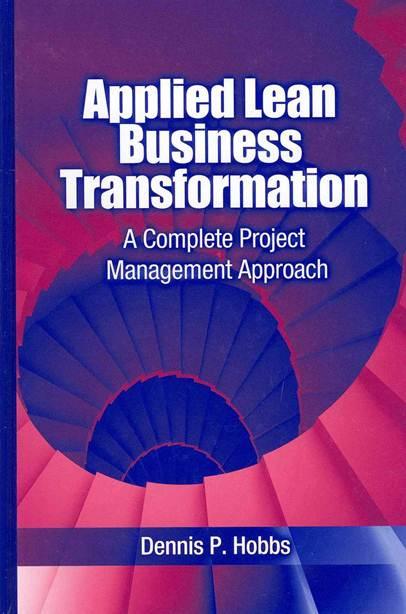 Enterprise Lean Six Sigma Implementation  ISBN  9781932159790