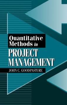Quantitative Methods in Project Management  ISBN 9781932159158