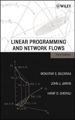 Linear Programming and Network Flows  ISBN 9780471485995
