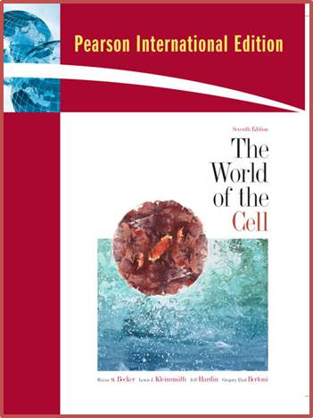 The World of the Cell  International Edition  ISBN 9780321554185