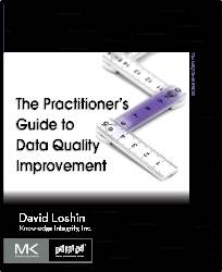 The Practitioner\'s Guide to Data Quality Improvement  1st Edition  ISBN 9780123737175