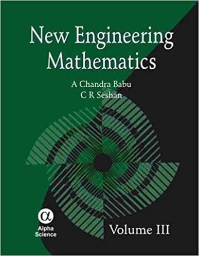 New Engineering Mathematics, Vol. 3 1st Edition  ISBN 9781842652930