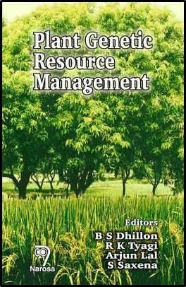 Plant Genetic Resource Management   ISBN 9788173195792