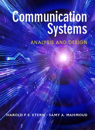 Communication Systems : Analysis and Design  ISBN 9780130402684