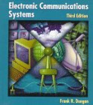 Electronic Communications Systems 3RD Edition  ISBN 9780827386242