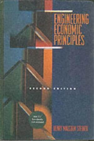 Engineering Economic Principles 2nd Edition  ISBN 9780071147316